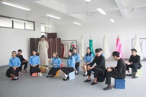 学生排练/Student Rehearsal