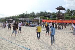 沙滩排球/Beach Volleyball