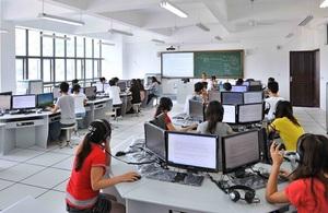 计算机实训课/Computer Class