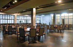 教学餐厅/Cafeteria