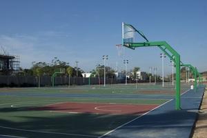篮球场/Basketball Field