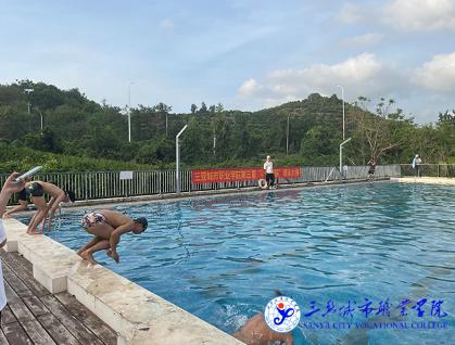 k8手机版客户端2021年游泳比赛圆满落幕