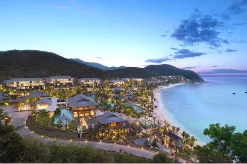海南新佳和实业有限公司珊瑚湾度假酒店(三亚文华东方酒店)